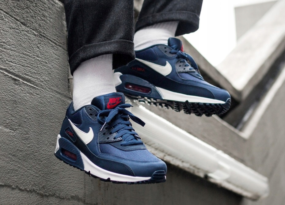 Nike AIR MAX 90 ESSENTIAL AJ1285 403