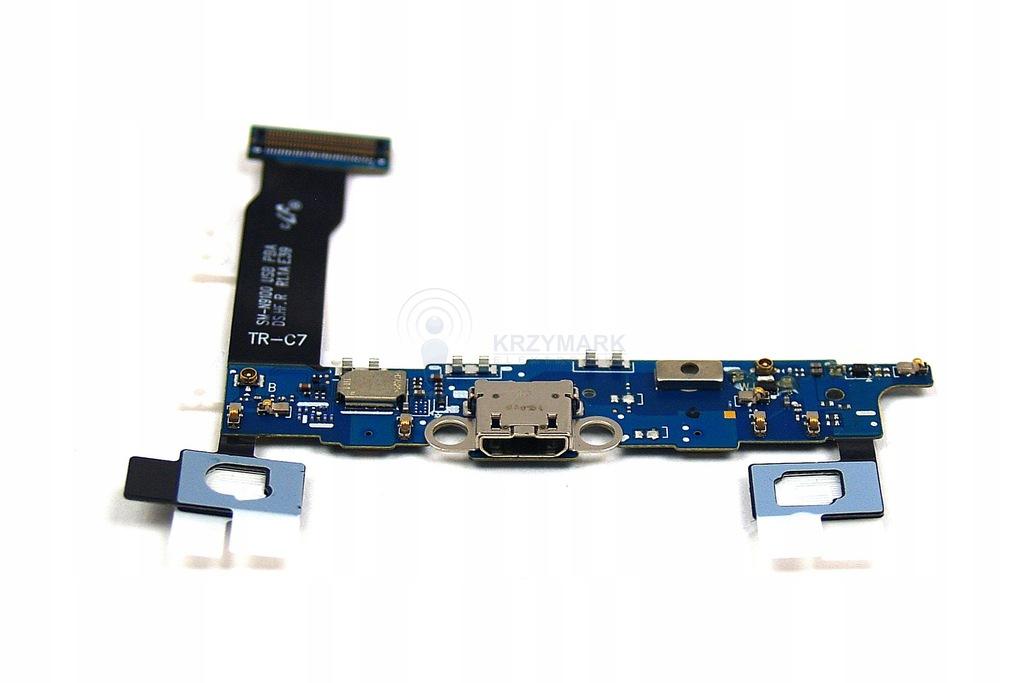 ZŁĄCZE TAŚMA GNIAZDO USB SAMSUNG GALAXY N9100 NOTE