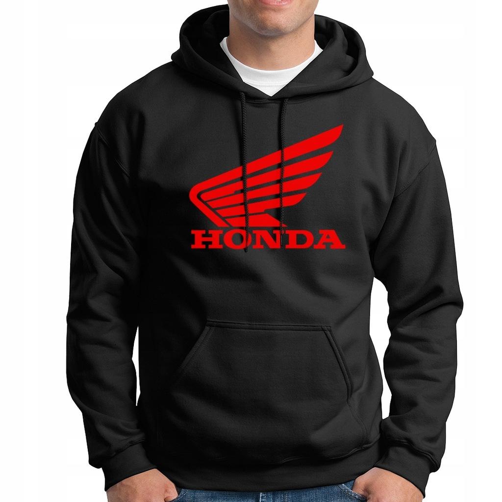 bluza HONDA gruba hoodie kaptur r. S-XXL xxl