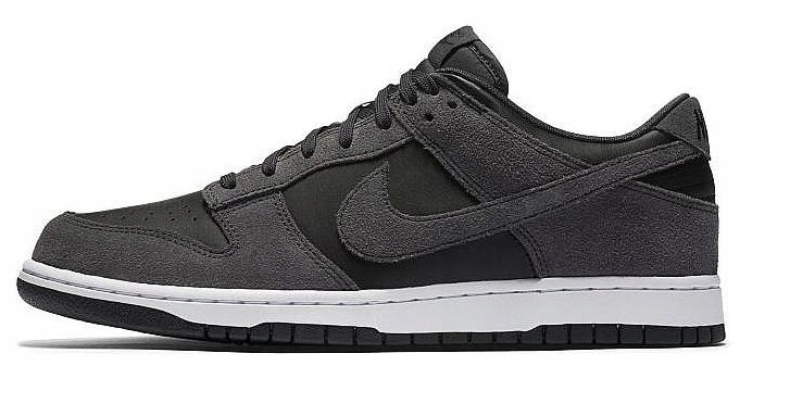 NIKE DUNK LOW skóra (904234 004) r. 42