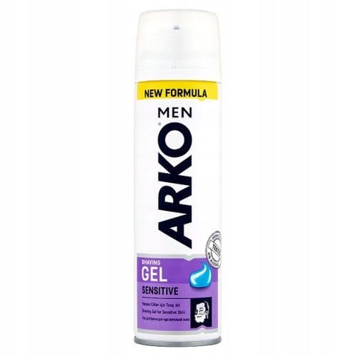 Arko Men Sensitive Żel do golenia 200 ml