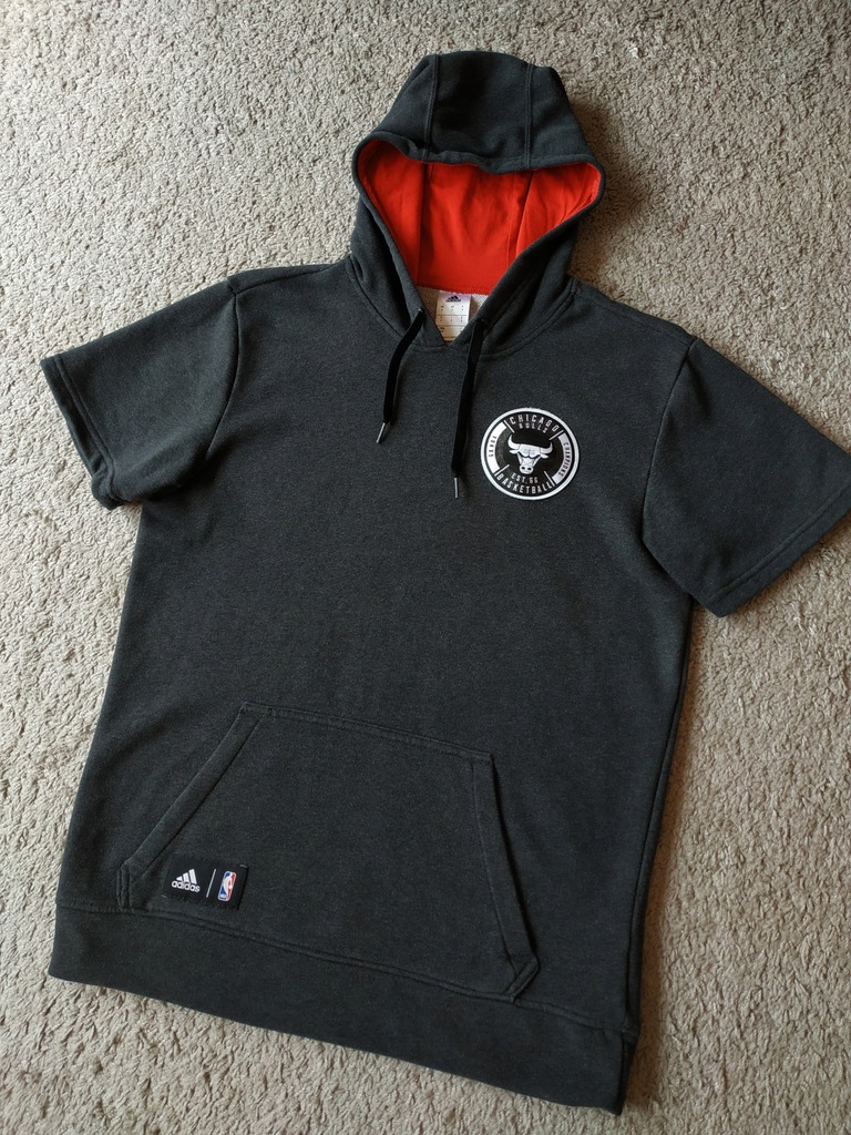 T-shirt Adidas Chicago Bulls, r. S/M, NBA, Lakers