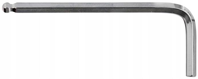 Klucz imbusowy z kulką 4mm 74/29 CRV