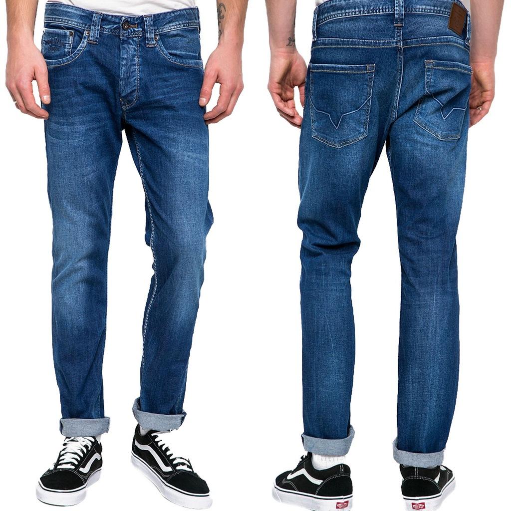Spodnie Pepe Jeans CASH PM200124D64 36/34
