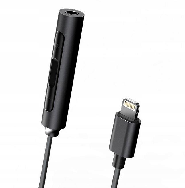 Wzmacniacz DAC FiiO i1 iPhone Lightning słuchawki