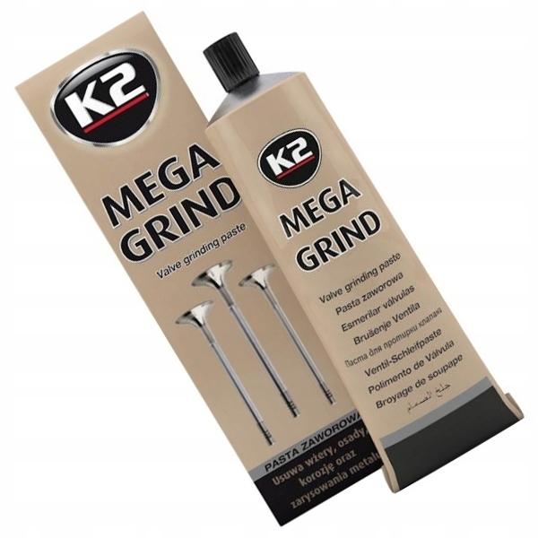 K2 MEGA GRIND 100g: Pasta do docierania zaworów