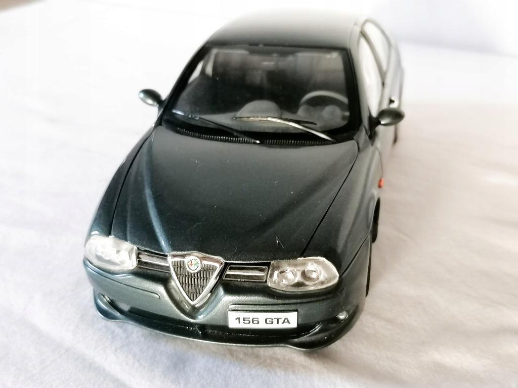Alfa Romeo 156 Gta 1 18 Ricko 9989789550 Oficjalne Archiwum Allegro