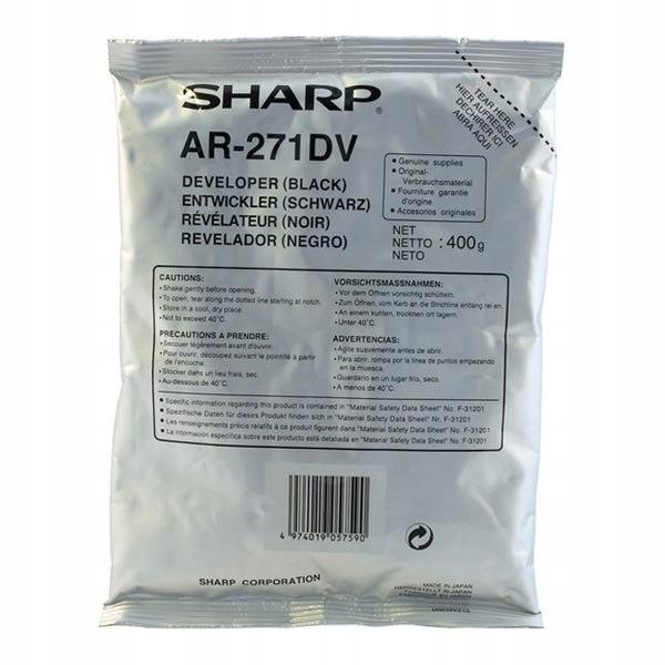 Sharp oryginalny Developer AR-271DV black 5000/750