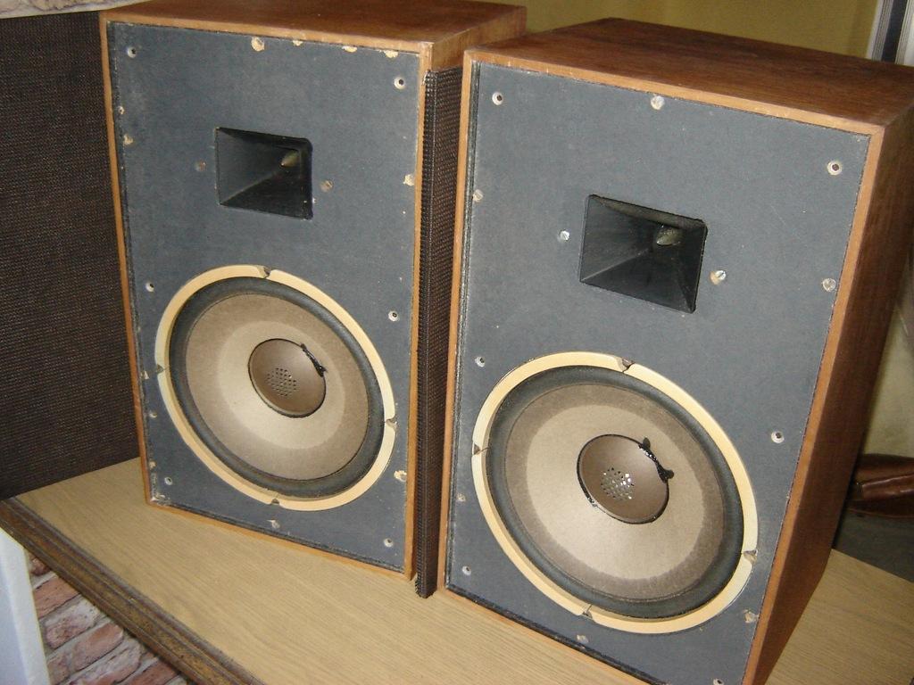 Kolumny vintage Pioneer PT-103 horn