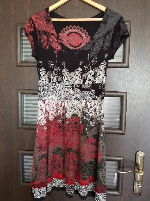 Desiqual sukienka Xl