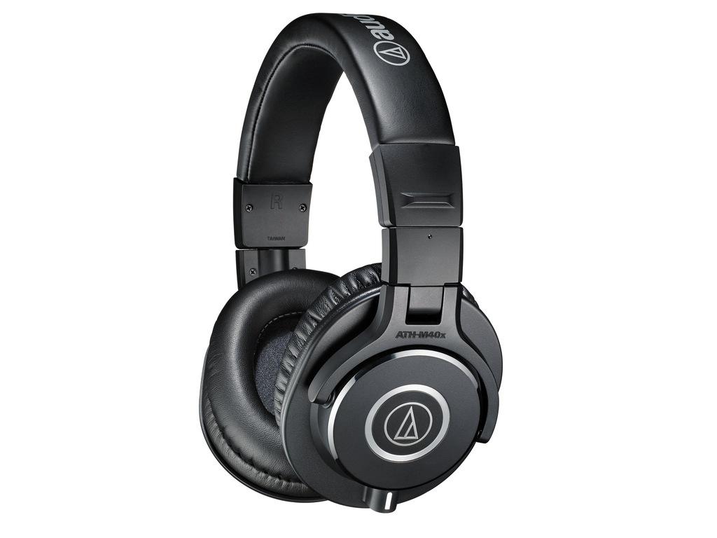 Audio-Technica ATH-M40x Monitory Studyjne Dyst. PL