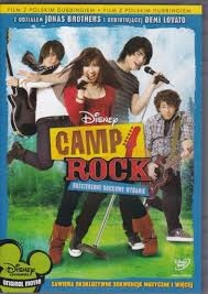Camp Rock bd++ DVD