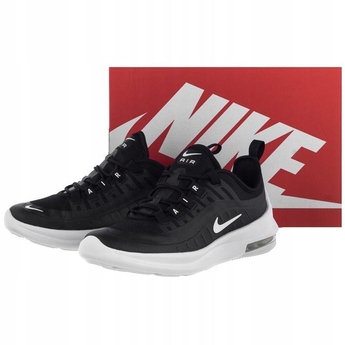 Buty Sportowe Nike Air Max Axis (GS) AH5222 001 (NI838 a)