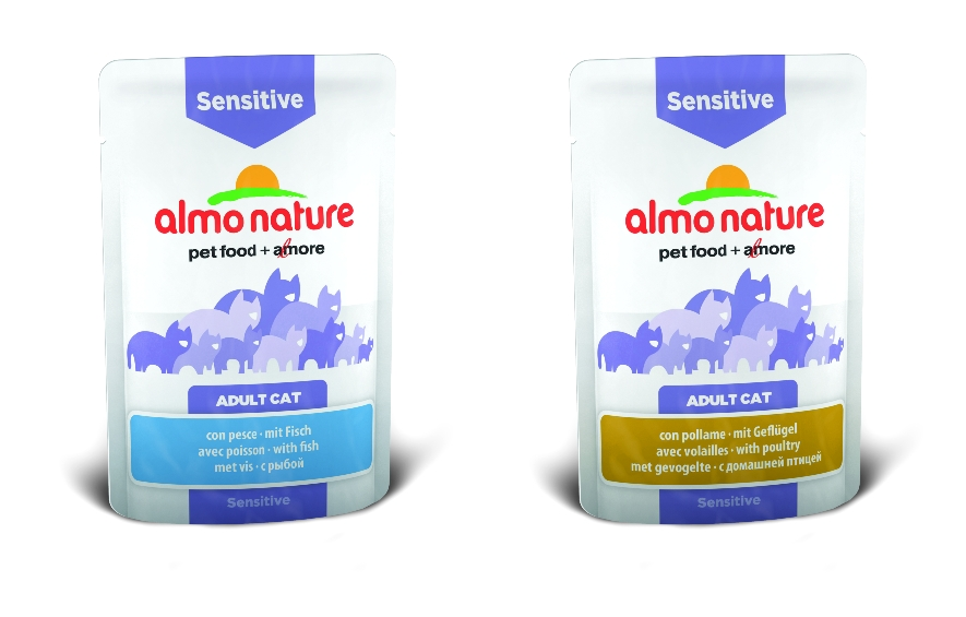 ALMO NATURE FUNCTIONAL Sensitive z rybą 70g
