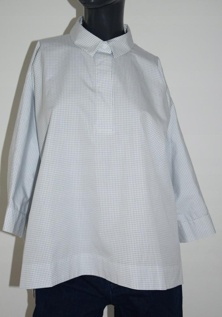 cos koszula kratka bawełna oversize r. 38/M