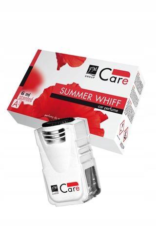 Perfumy do samochodu Summer Whiff FM z aplikatorem