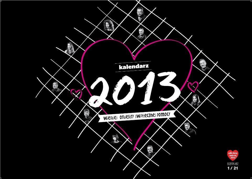 21 kalendarzy na rok 2013 - numer 2