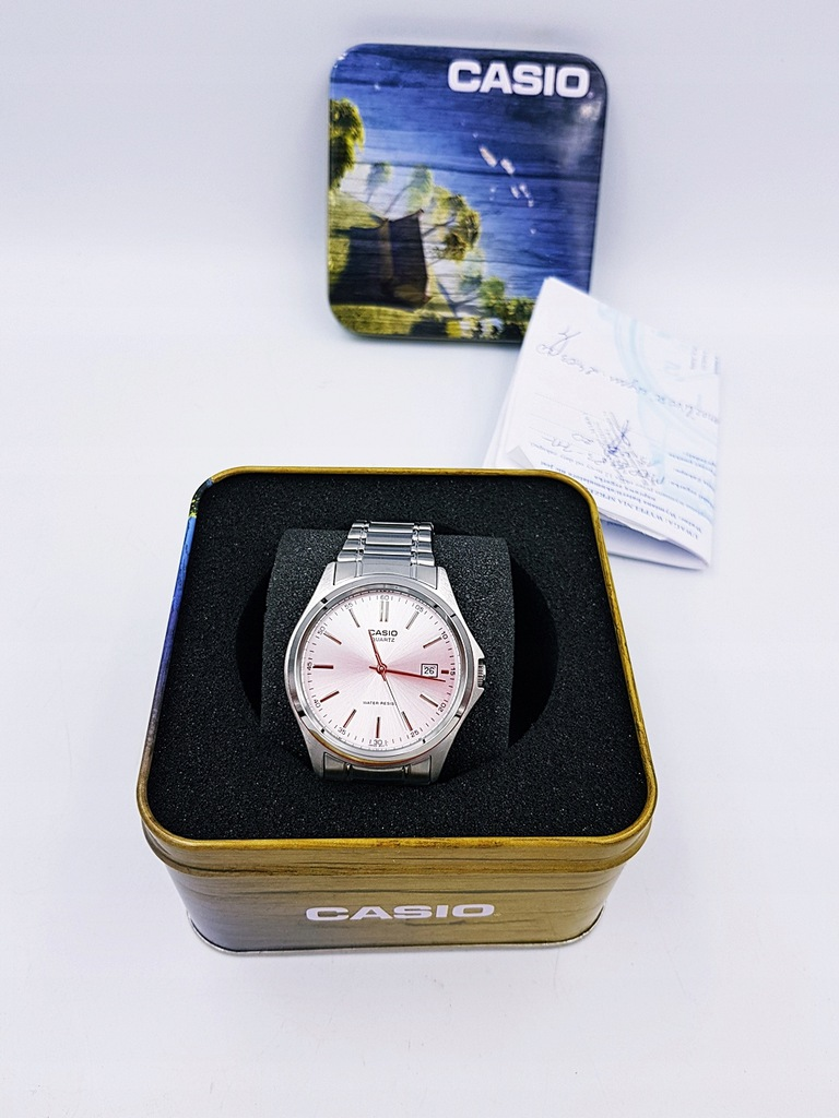 Zegarek męski CASIO MTP 1183p-717