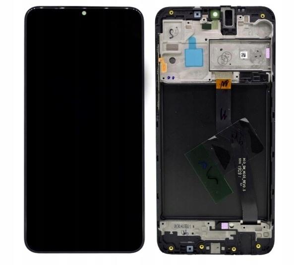 100% ORYGINALNY NOW Wyświetlacz Samsung A10 A105F
