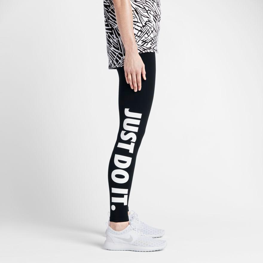 Nowe leginsy Nike JUST DO IT (rozmiar S) 8236088491