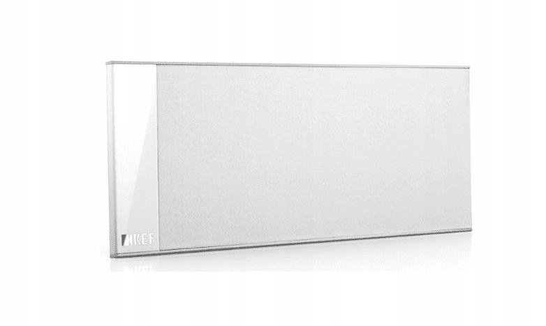 KEF T101c Głośnik Centralny Scienny Biały