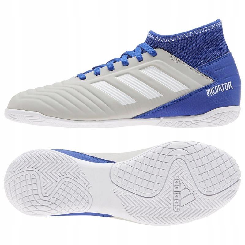 Buty halowe adidas Predator 19.3 IN Jr CM8545 r.36