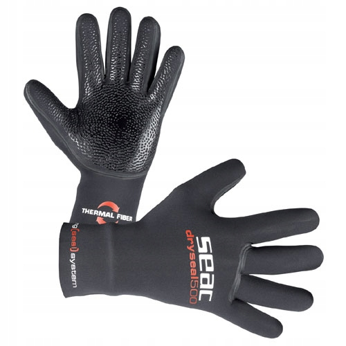 Rękawice SEAC DRYSEAL 5 do nurkowania morsowania L