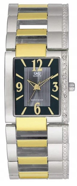 Zegarek Q&Q (CiticenGroup) F357-405 3Bar 24mc