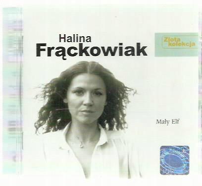 Cd Halina Frackowiak Maly Elf 7870456177 Oficjalne Archiwum Allegro