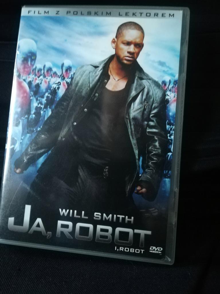JA , ROBOT - WILL SMITH , KULTOYW S-F