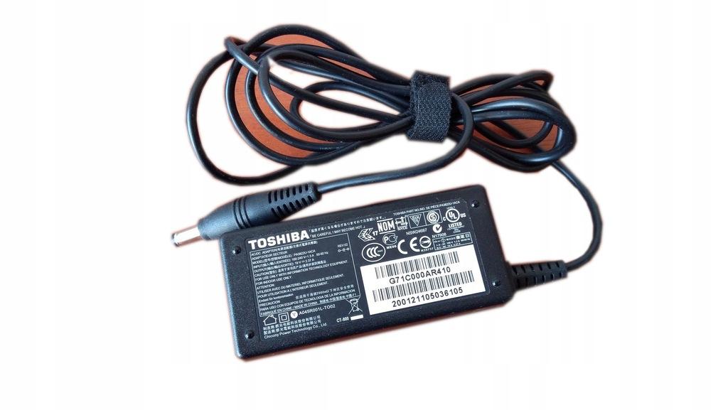 ZASILACZ TOSHIBA 19V 2.37A 45W W100 Z830 P800