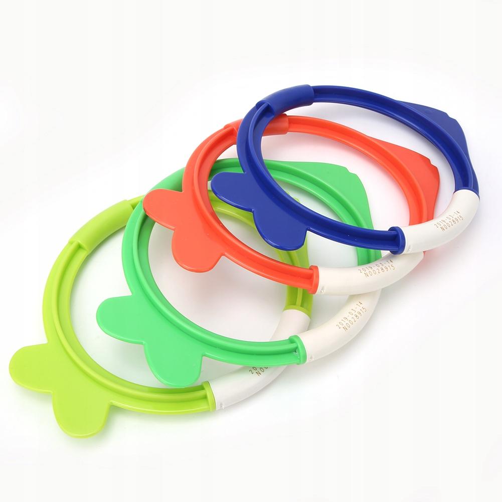 Obręcz do nurkowania Zabawka sportowa dla dzieci