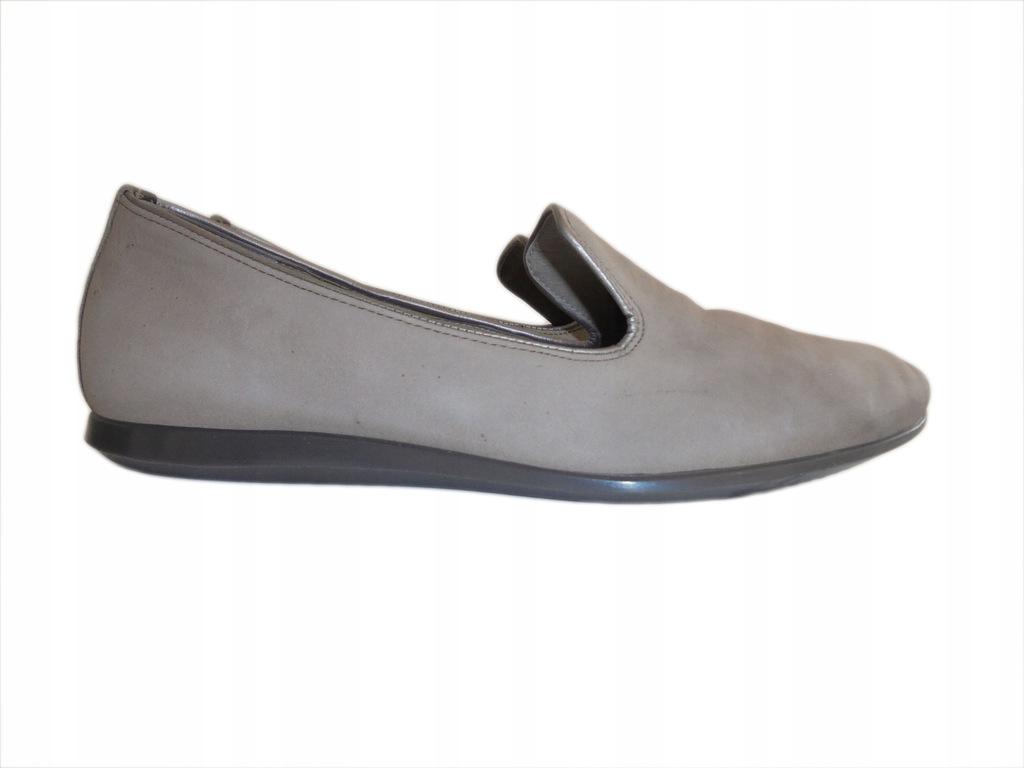 Skórzane buty firmy Ecco. Rozmiar 36.