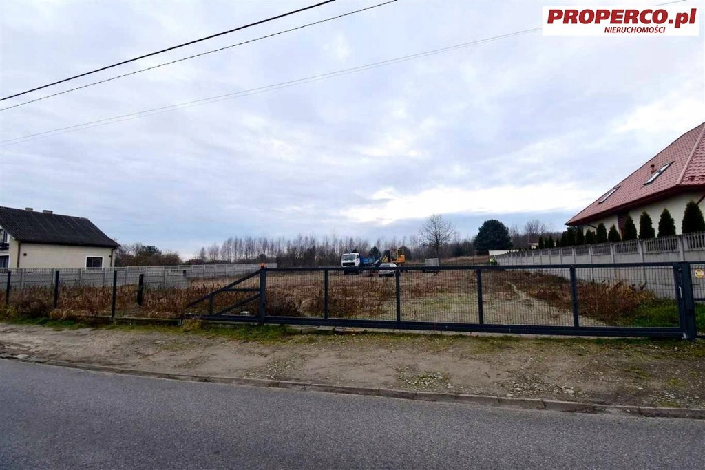 Działka, Daleszyce, Daleszyce (gm.), 1700 m²