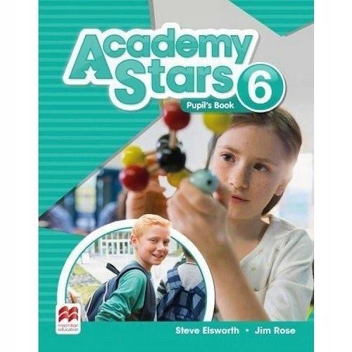 Academy Stars 6 Pupil's Book + kod online