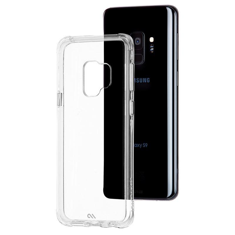 CASE MATE Tough Clear etui mocne Samsung Galaxy S9