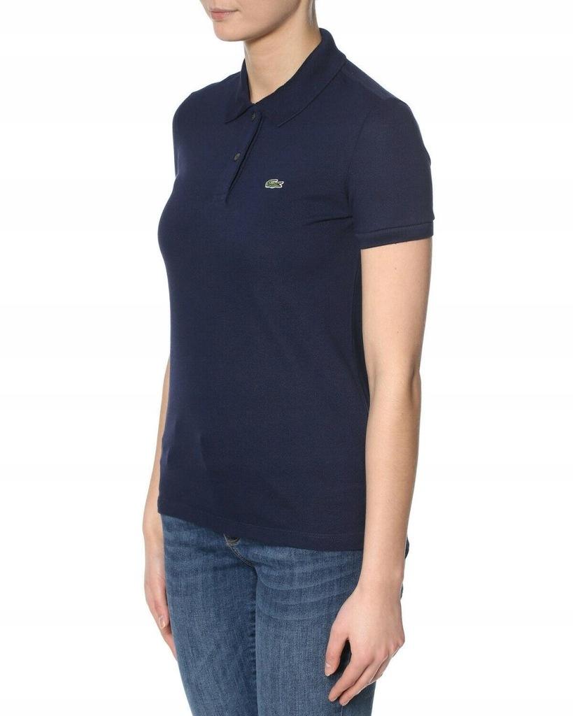 Lacoste PF6958 koszulka polo damska Euro 38