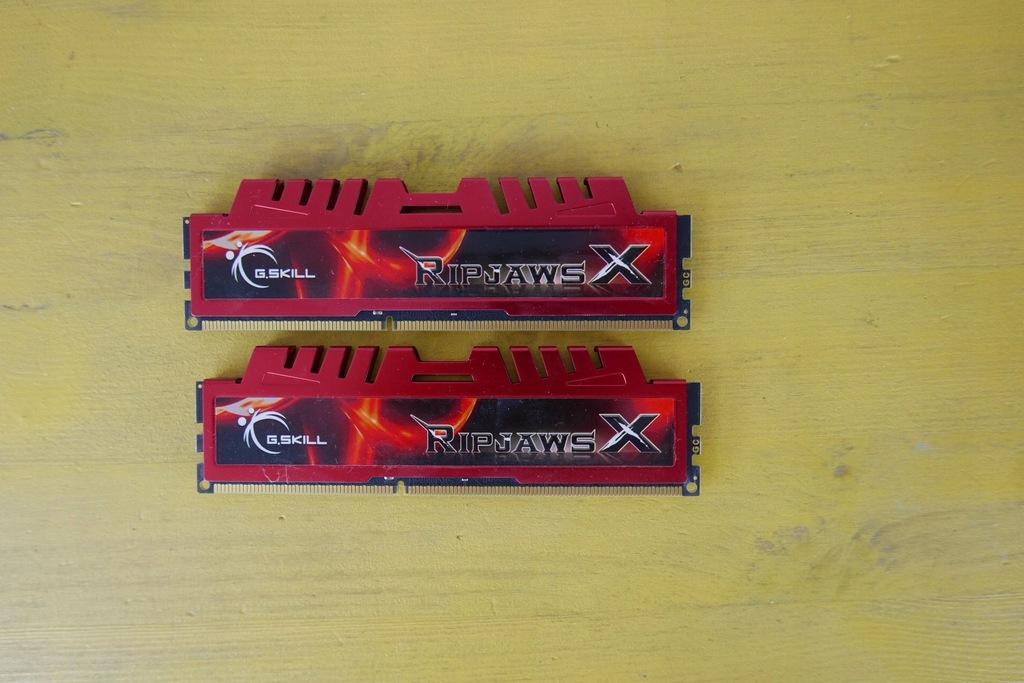 Pamięć RAM DDR3 RIPJAWS X 8GB 2133MHz