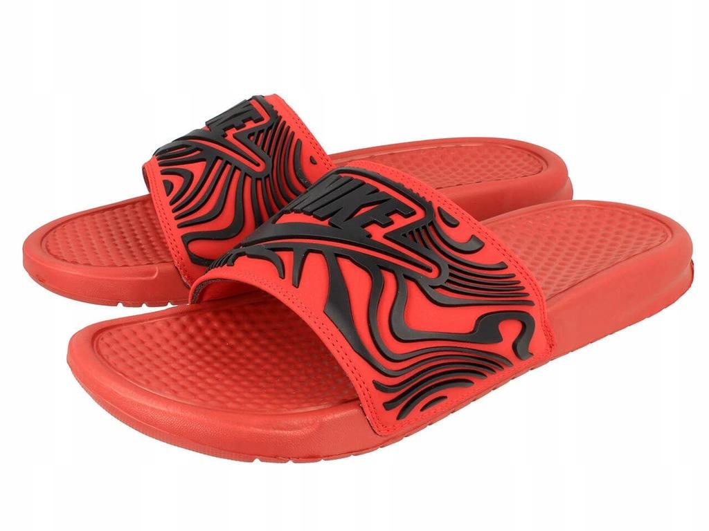 Klapki Nike Benassi JDI AJ6745-601 # 41