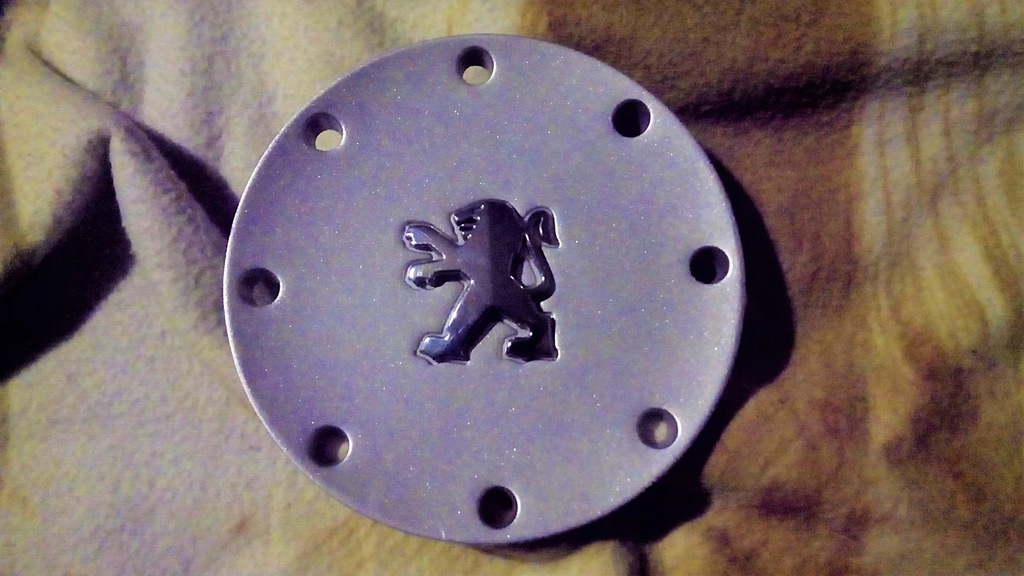 Dekiel felgi aluminiowej peugeot 807