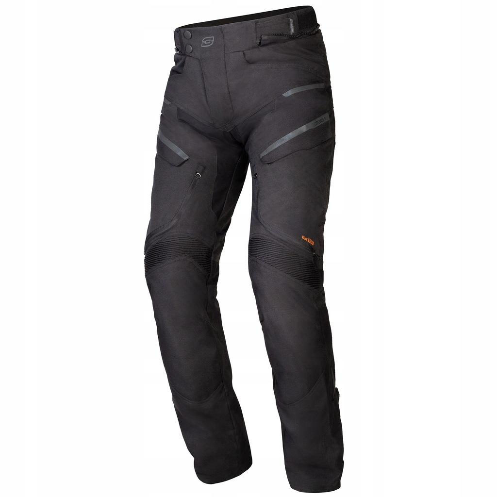 OZONE EXPLORER BLACK spodnie tekstylne +gratis