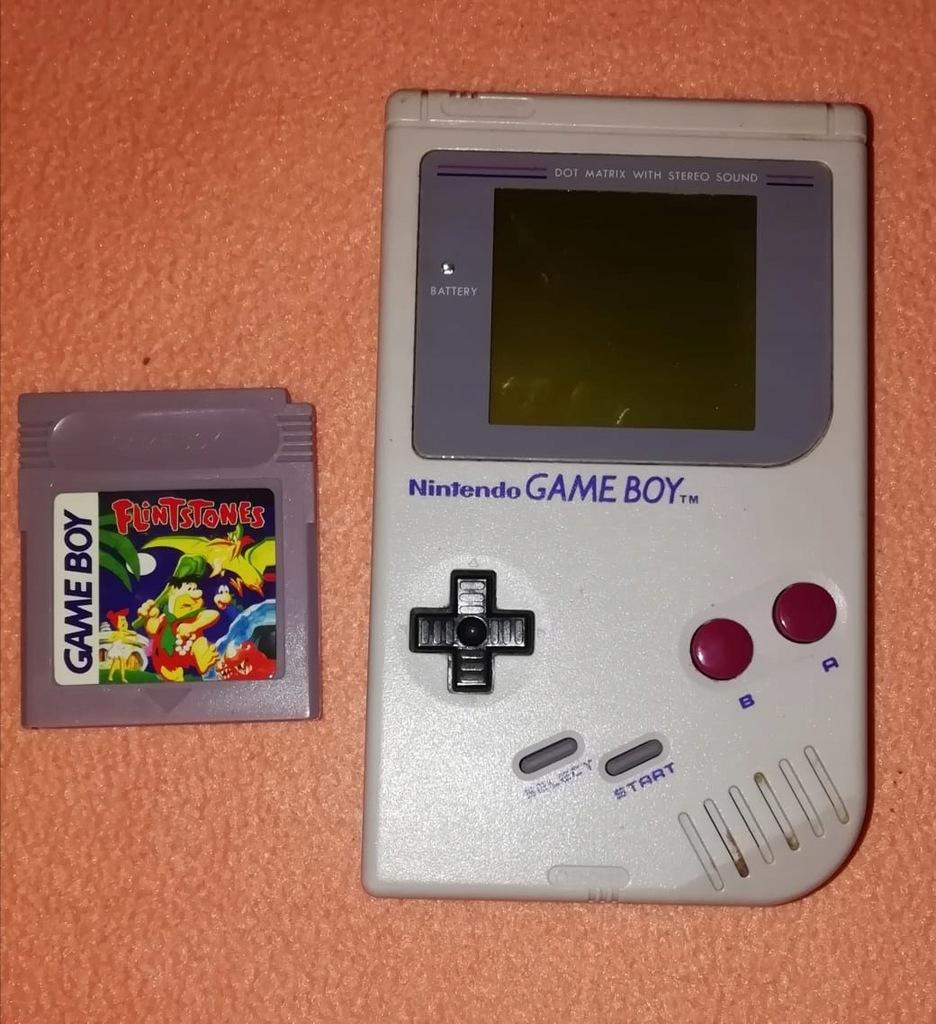 Nintendo Gameboy Classic - Zestaw Konsola i Gra