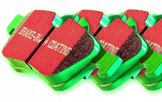 Klocki EBC Green Tył MAZDA MX5 Mk1 NA 1.8