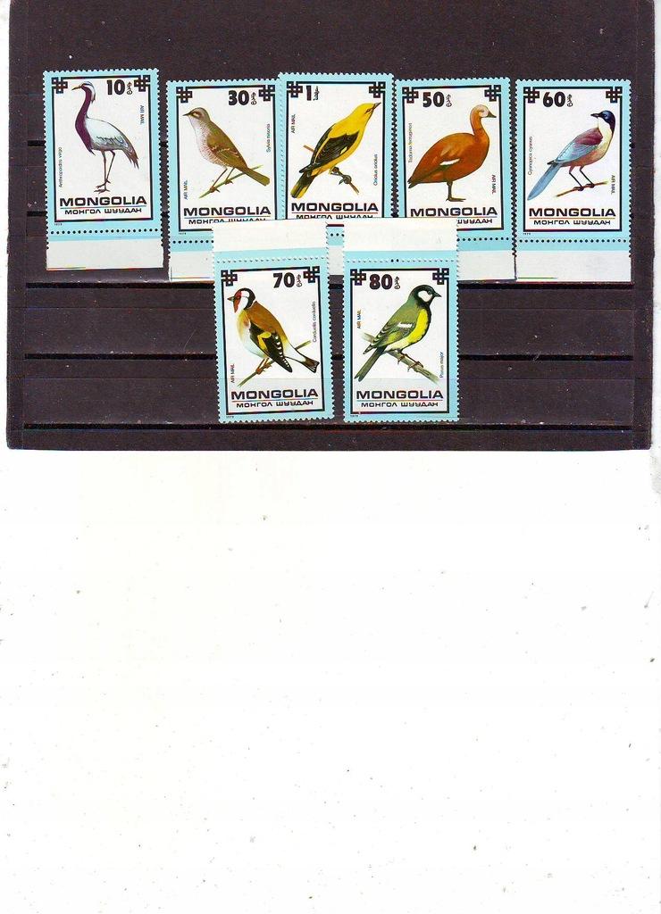 Ptaki Mi.1256-62 **
