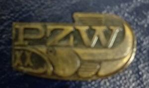 Odznaka wędkarska PZW a
