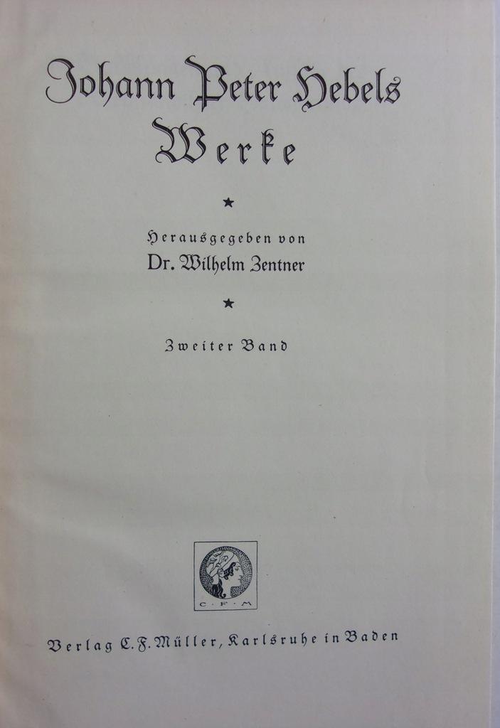 Johan Venter Gebels Werte