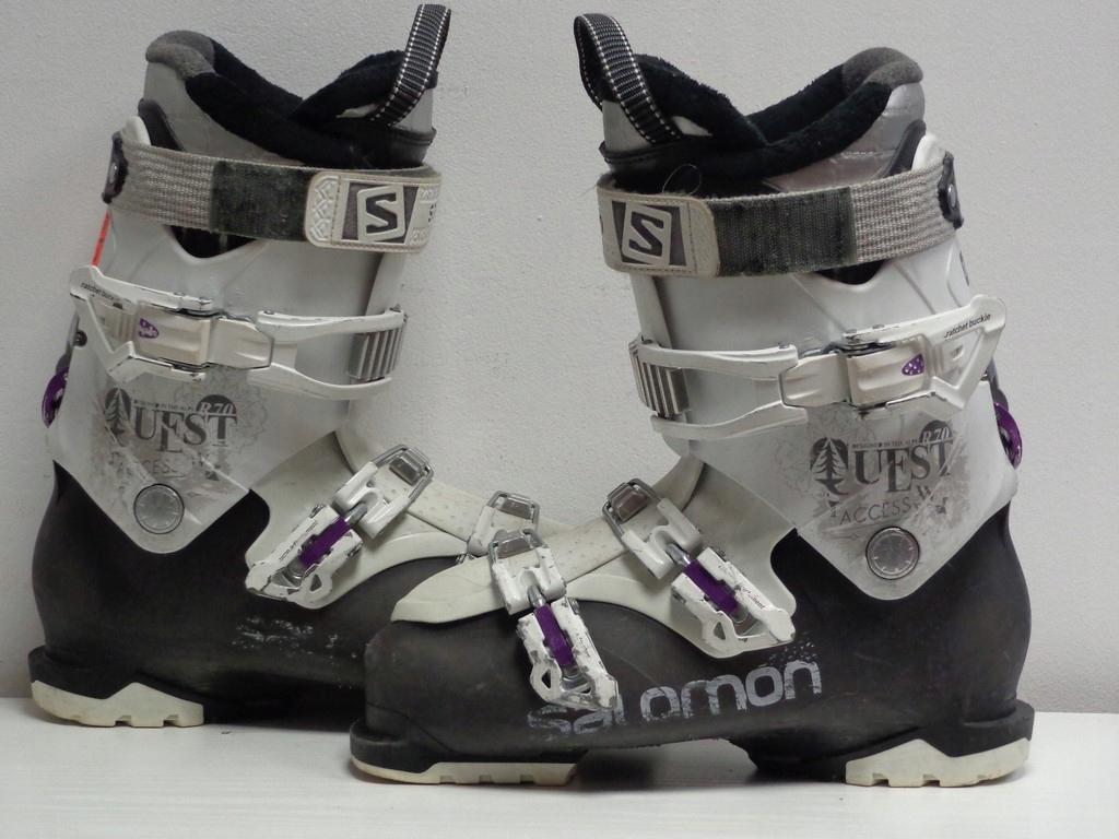 Buty narciarskie SALOMON QUEST ACCESS roz. 41,5 eu