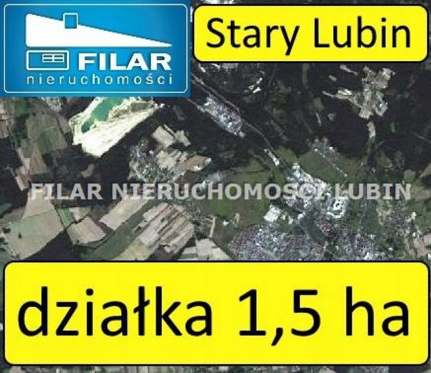 Działka na sprzedaż Lubin, lubiński, 15132,00 m²