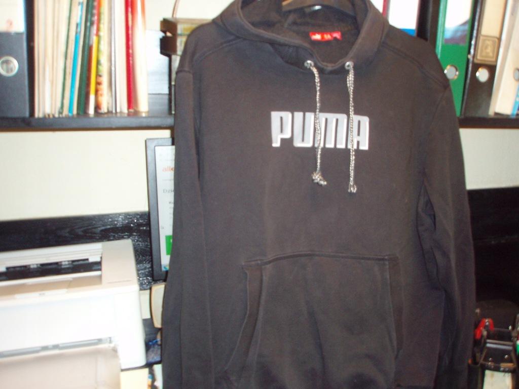 PUMA bluza męska z kapturem UK XL B117
