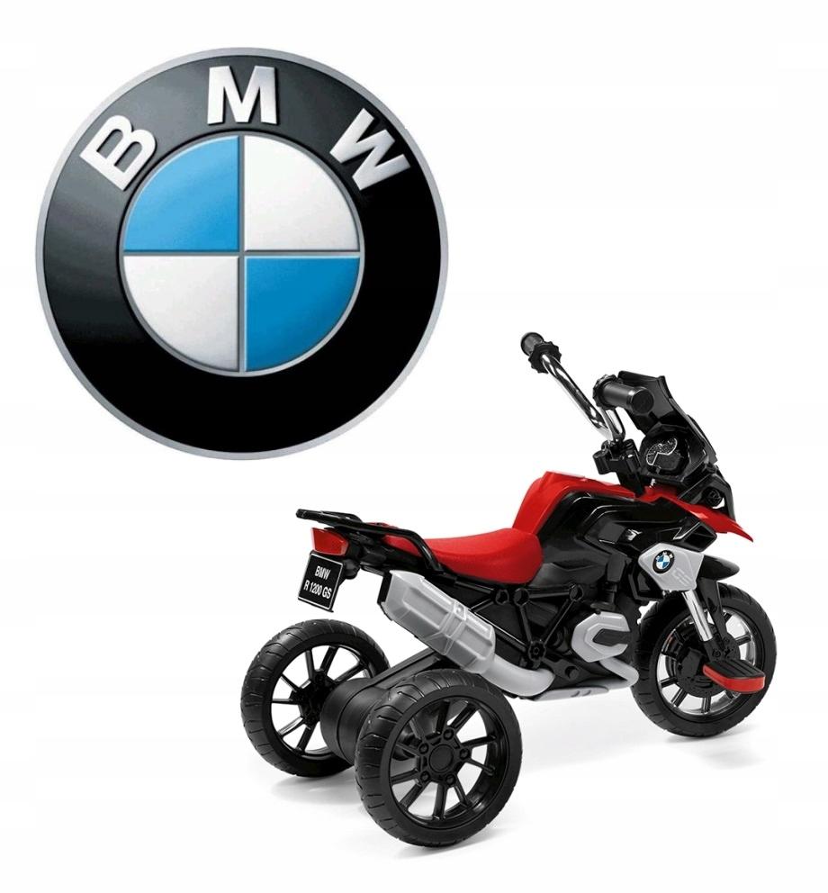 nowy oryg. rowerek dziecięcy BMW R1200GS od ASO
